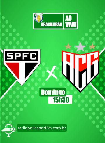 Brasileirão 2021 – 21ª rodada – São Paulo x Atlético-GO