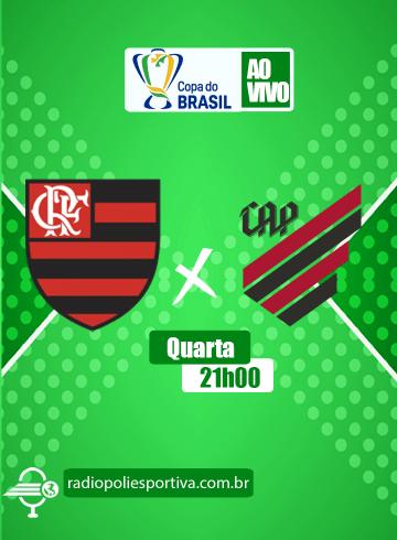 Copa do Brasil 2021 – Semifinal – Flamengo x Athletico-PR